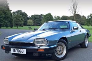 1991 Jaguar XJS 5.3 V12 Facelift Automatic - Amazing Service History Photo