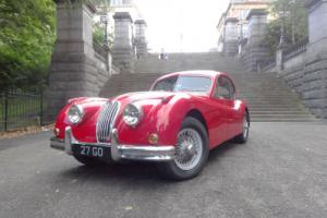 1955 Jaguar XK140 FHC Manual (Fixed Head Coupe)