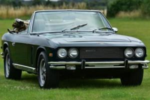 1976 Jensen Interceptor Convertible Series III LHD Auto