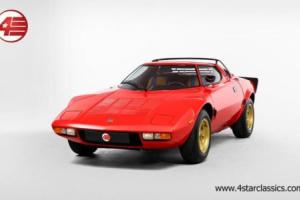 FOR SALE: Lancia Stratos HF 1977 for Sale