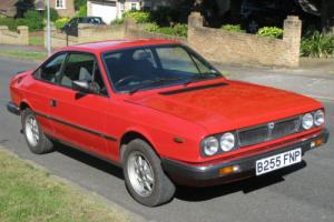 Lancia Beta Coupe 2000 i.e. Virtually One Owner from New