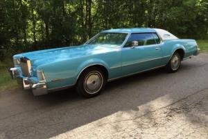 1975 Lincoln Continental MK IV,2 door,fresh import.Any p/ex considered.