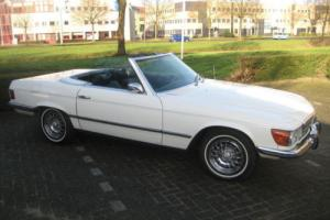 Mercedes 450 SL Automatic Hard Top / Soft Top
