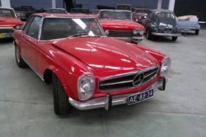 MERCEDES PAGODE 280SL AUT. W113 HARD TOP PAGODA