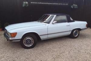 1973 L MERCEDES-BENZ SL 3.5 350 SL 2D AUTO **LOW MILES**TAX EXEMPT**