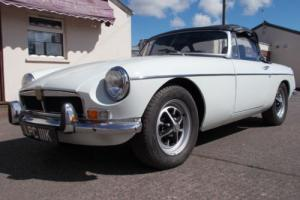 MGB ROADSTER MG MIDGET MGB ROADSTER Photo