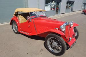 1947 MG TC For Sale Photo