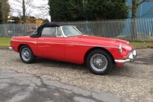 MGB Roadster - 1967 Mark 1 - Stunning