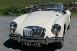 1959 MG A Roadster Photo