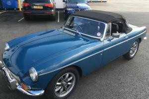 1972 MGB V8 Roadster Photo