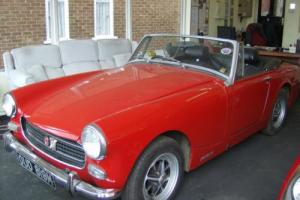 MG/ Midget Photo