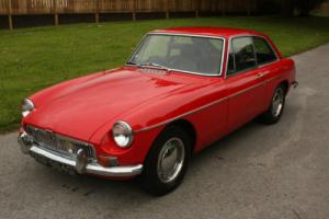 1969 Mk2 MGB GT - Red, restored - drive away! MGBGT MG BGT MG B Photo