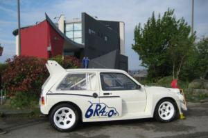 MG Metro 6R4 - Ex-Colin McRae Photo