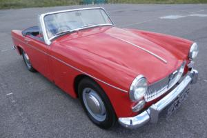 MG Midget! Superb VERY low mileage 1965 Mk2 1098cc Midget!!