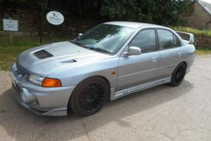 1996 MITSUBISHI EVO 4,PRIVATE PLATE,NEW SUSPENSION,BIG BORE EXHAUST,ETC
