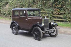 1930 MORRIS MINOR SALOON
