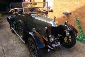 1924 MORRIS COWLEY BULLNOSE 2 SEATER WITH DICKY VINTAGE CLASSIC LOVELY CAR