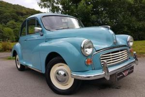 MORRIS MINOR 1000 2 Door saloon, Very clean and tidy a pleasure to drive!