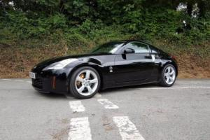 2005 05 NISSAN 350Z GRAND TURISMO GT4 KURO BLACK FULL NISSAN DEALERSHIP HISTORY