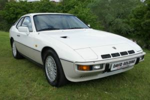 1982 PORSCHE 924 TURBO S2 IN EXCEPTIONAL TURN KEY CONDITION - ONE OF THE BEST!