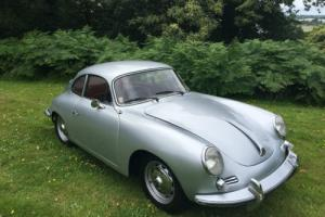 Porsche 356B Rare Factory RHD 1963 NOW SOLD