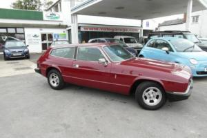 Reliant Scimitar 3.0 GTE 1979 / T Lovely condition .Red with Black Leather