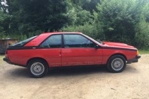 RENAULT FUEGO TURBO HOT HATCH COUPE CLASSIC RARE CAR 5 GTI 21 18 2 BARN FIND