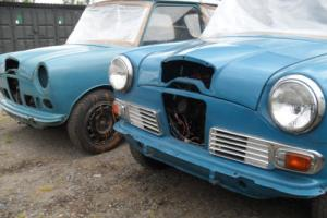 RILEY ELF X2 MK2 MK3 BOTH PROJECTS NEW ENGINES SUBFRAMES BRAKES BMC PARTS Photo
