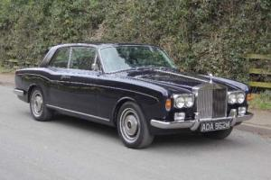 1974 ROLLS ROYCE CORNICHE Photo