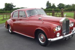 1962 ROLLS ROYCE Silver Cloud III Photo
