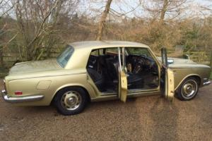 1971 Rolls Royce Silver Shadow I. History from 1972