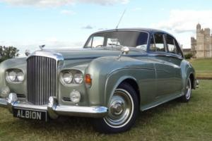 1964 BENTLEY S3 NOT ROLLS ROYCE SILVER CLOUD STUNNING
