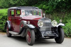 1931 Rolls-Royce Phantom II Barker Sedanca de Ville 5JS Photo