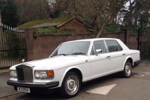 1982 ROLLS ROYCE S/SPIRIT WHITE Photo