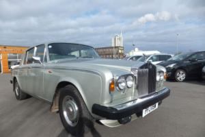 ROLLS ROYCE SILVER SHADOW II CLASSIC VINTAGE 1980 AUTO Photo