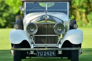 1927 Rolls Royce Phantom 1 Tourer. Photo
