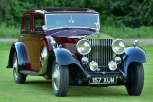 1933 Rolls Royce Phantom 2 Continental Photo