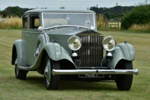 1934 Rolls Royce Phantom 2 Continental Sports Saloon Photo
