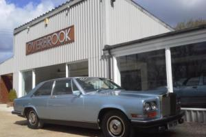 ROLLS ROYCE CAMARGUE 6.7 ** 54,777 MILES WITH HISTORY *ICE BLUE METALLIC PAINT*