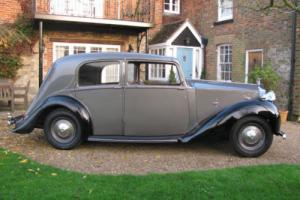 1947 Rolls Royce Silver Wraith Photo