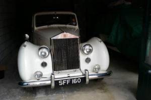1952 ROLLS ROYCE SILVER DAWN Photo