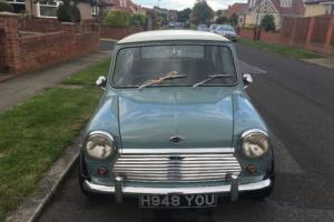 Classic Mini Photo