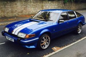 1983 ROVER SD1 3500 V/PLAS AUTO BLUE SERVICE HISTORY 2 PREVIOUS OWNERS Photo