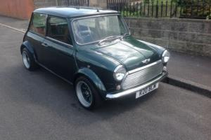 1997 ROVER MINI GREEN