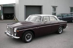 1970 ROVER P5b Coupe 3.5 Litre V8 ~ Five Speed Manual