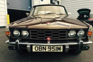1974 Rover P6 2200 Only 23,000 Miles From new , 1 owner until 2015 Photo