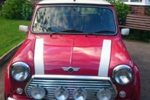 Rover Mini Cooper 1.3i Sports Pack Photo