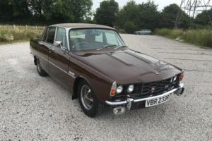 1977 Rover P6 3500 VIP 4dr saloon automatic in brazila brown Photo