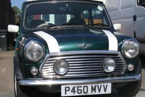 ROVER MINI COOPER 1275 MPI 1997, BRITISH GREEN