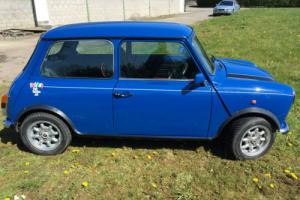 Rover Mini 1300 ITALIAN JOB 1993 with 35,000 mls 2 owners truly excellent.